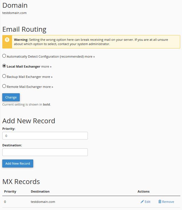 MX Record 02