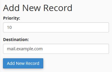 MX Record 04