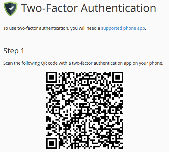 Two factor 03